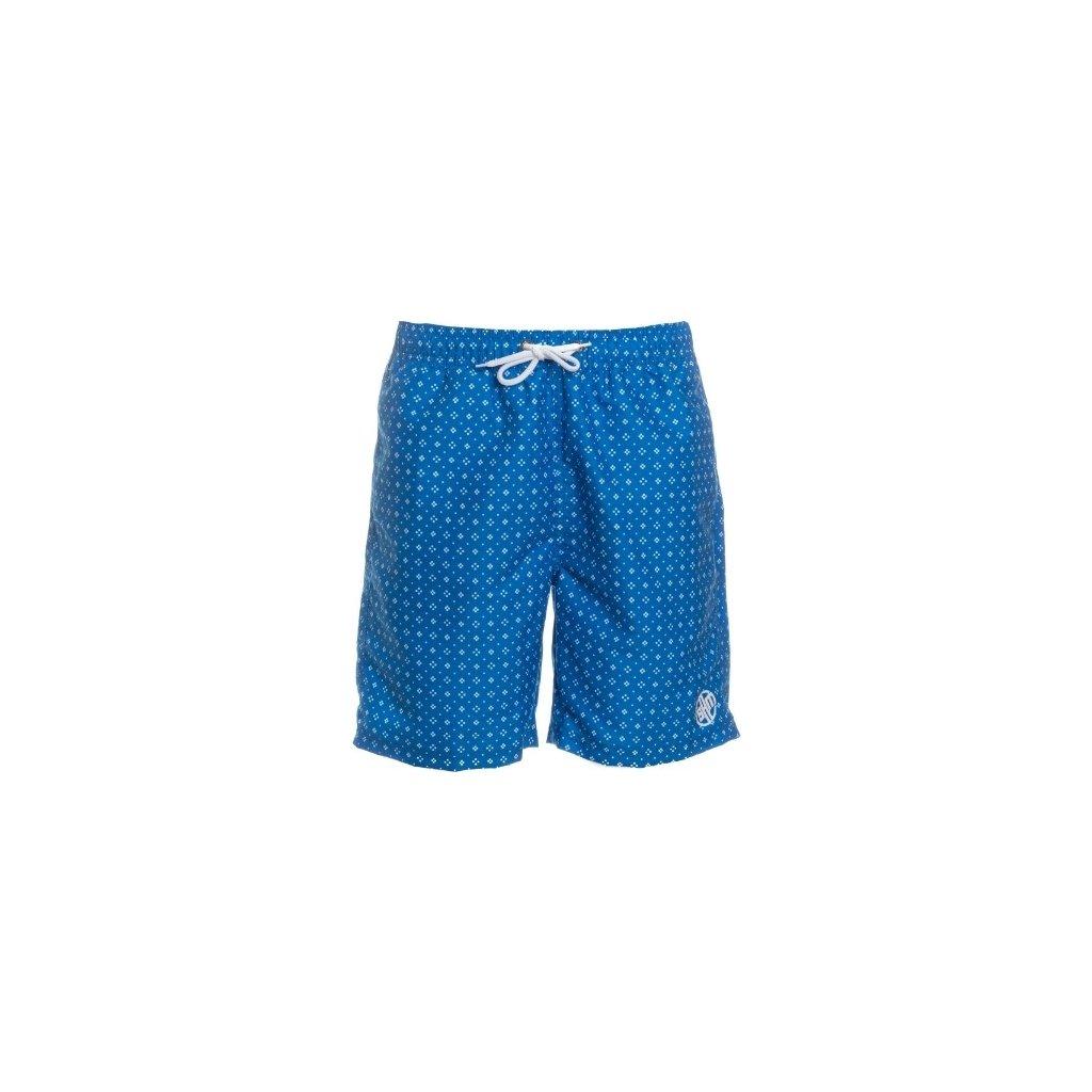 Pánské plavecké šortky SAM 73  modrá jasná
