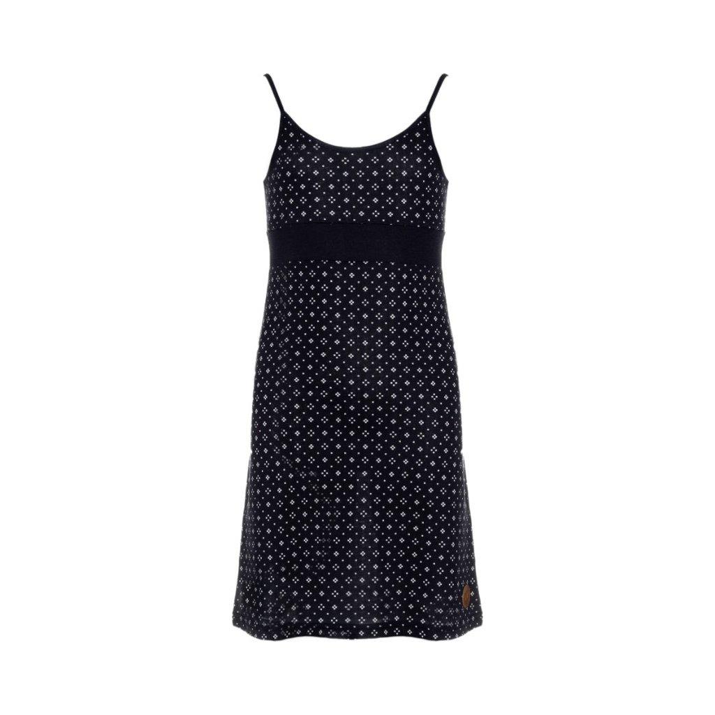 Dívčí šaty SAM 73 modrá tmavá