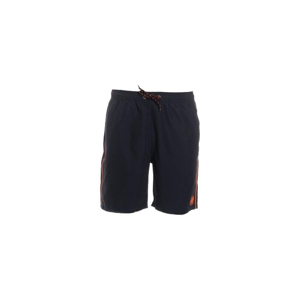 Pánské plavecké šortky SAM 73 modrá tmavá