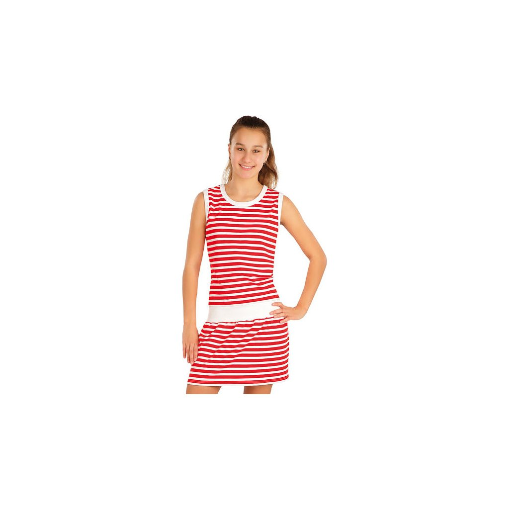 Šaty LITEX dětské bez rukávu