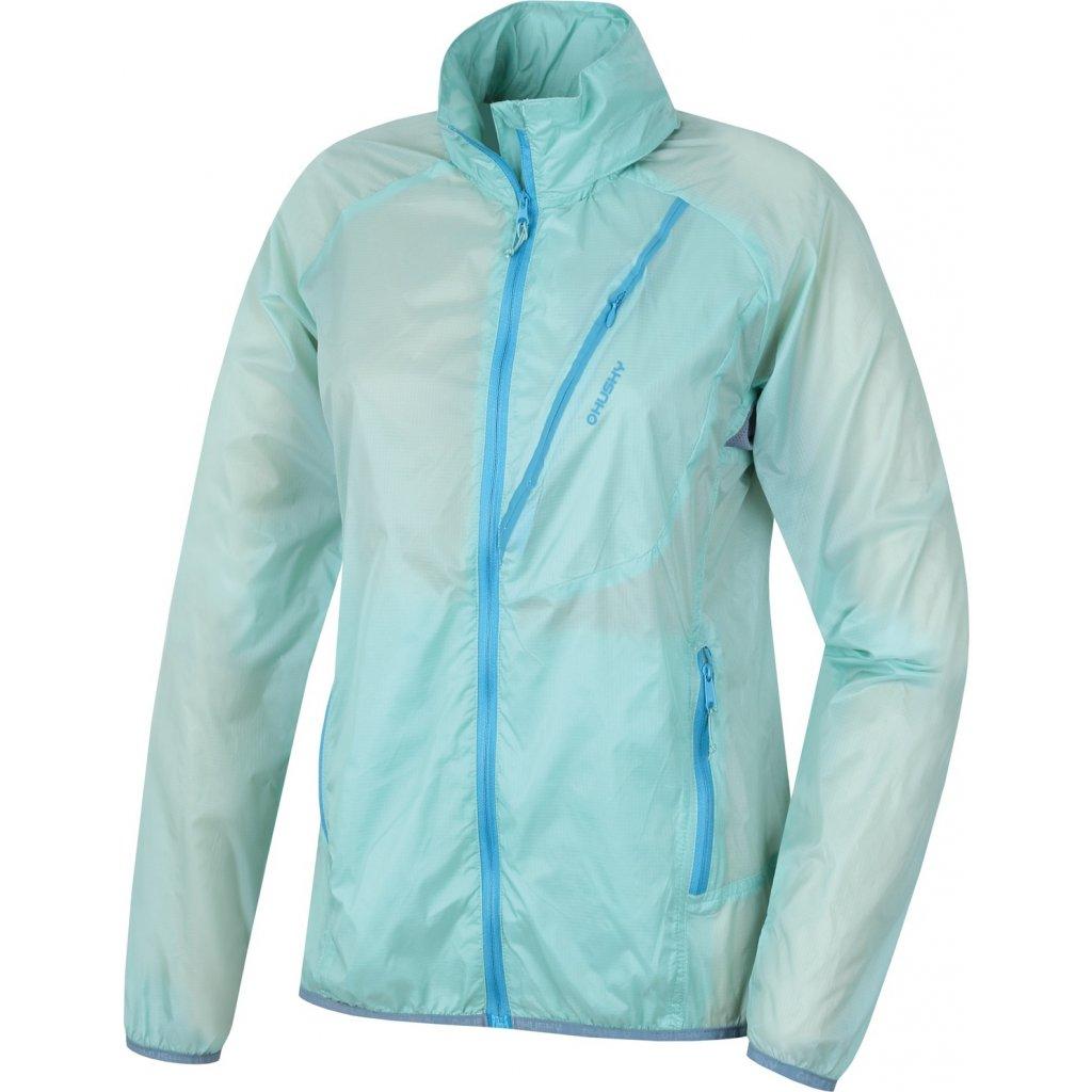 Dámská outdoorová bunda HUSKY Lort L sv. zelená