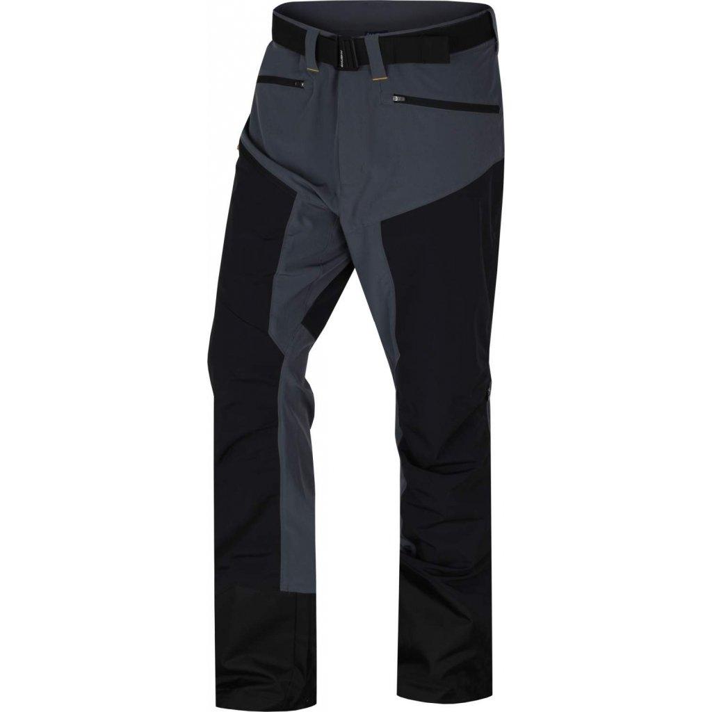 Pánské outdoor kalhoty HUSKY  Krony M černý mentol