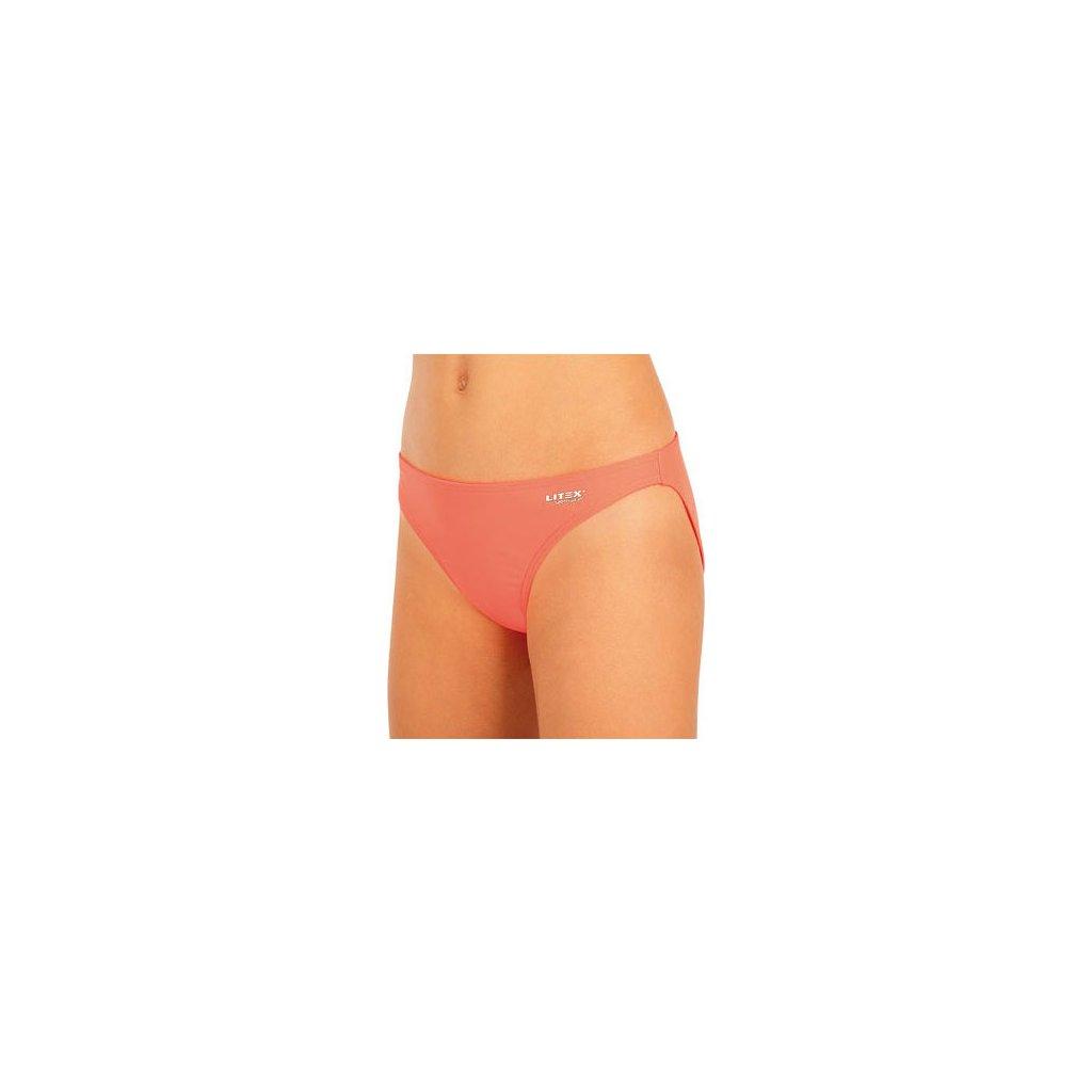 Dívčí plavky kalhotky bokové