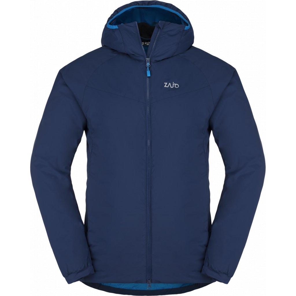 Pánská zimní bunda ZAJO Narvik Jkt modrá