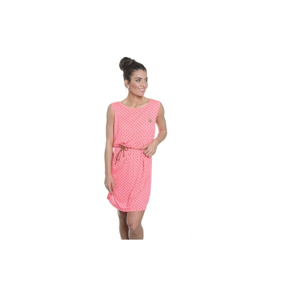 Dámské šaty SAM 73 Růžová