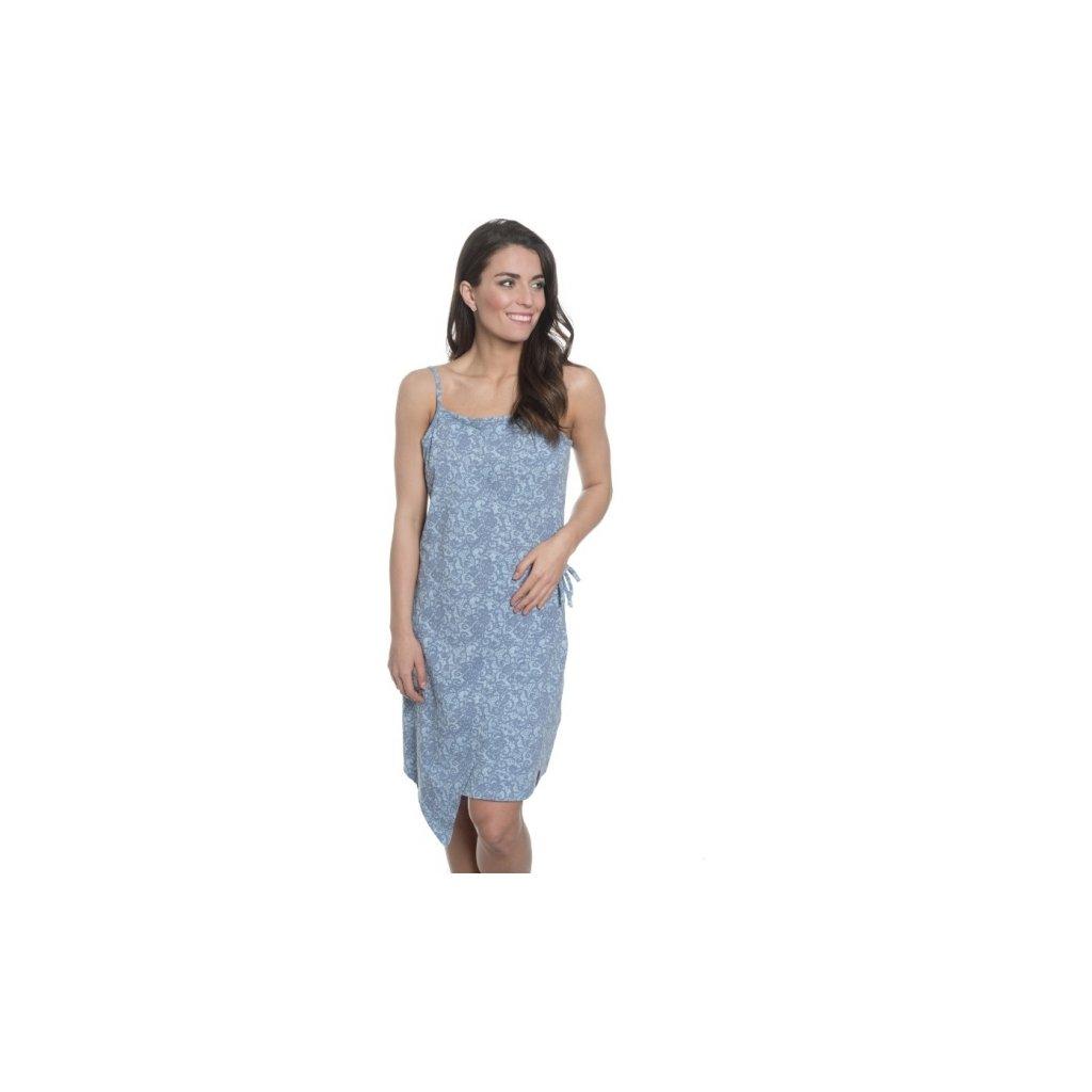 Dámské šaty SAM 73 Světle modrá