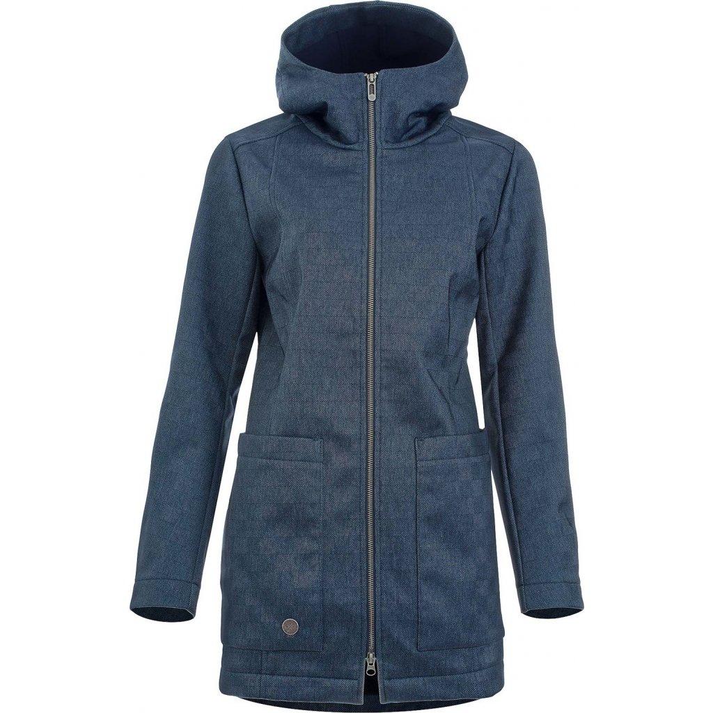 Dámský softshell kabátek WOOX  Latebra Venetus Capucina