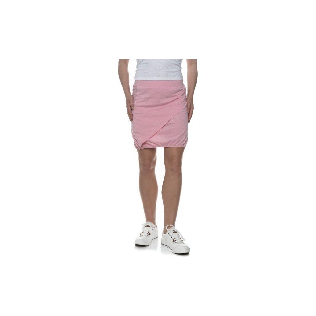 Dámská sukně SAM 73 světle růžová