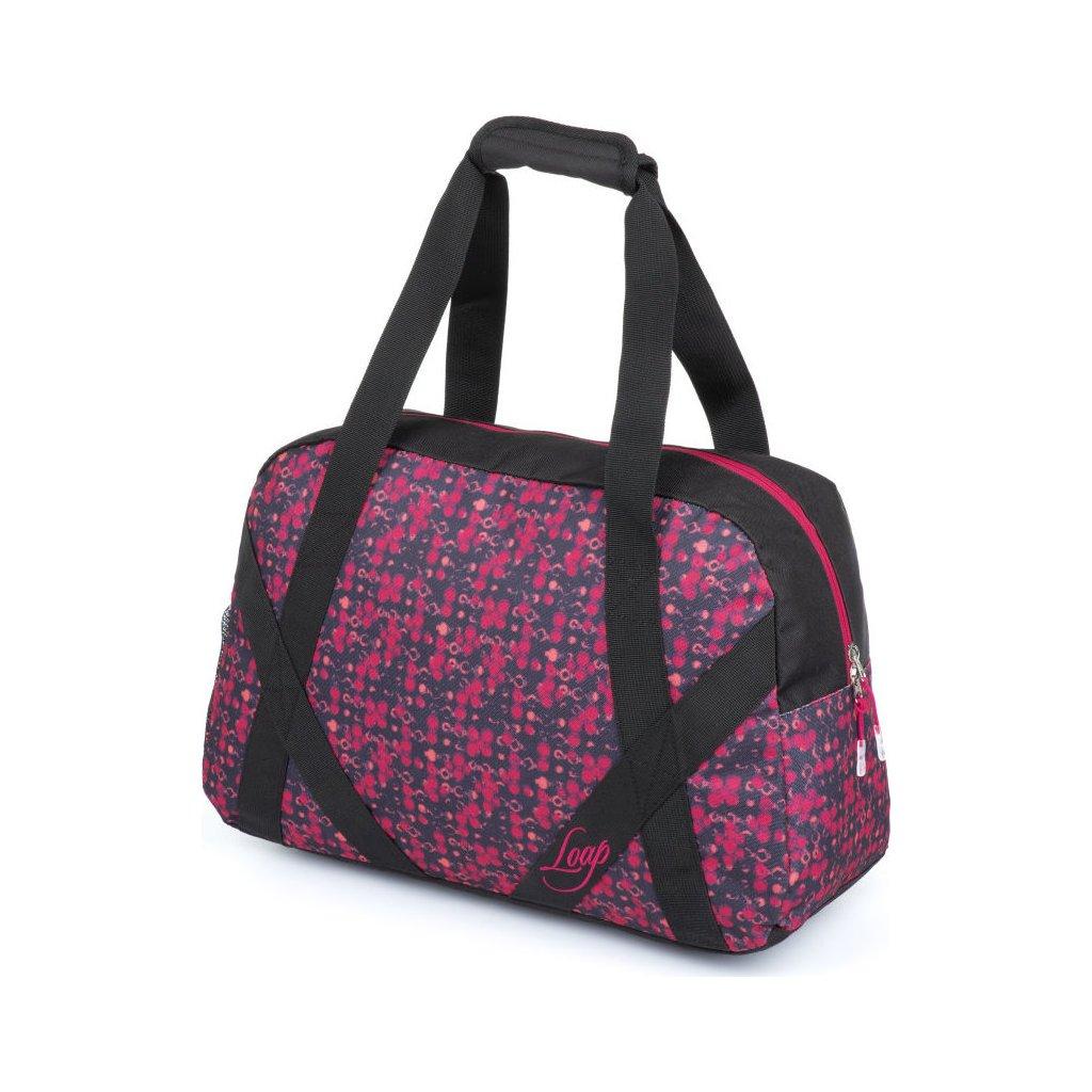 Módní taška LOAP Artemia růžová