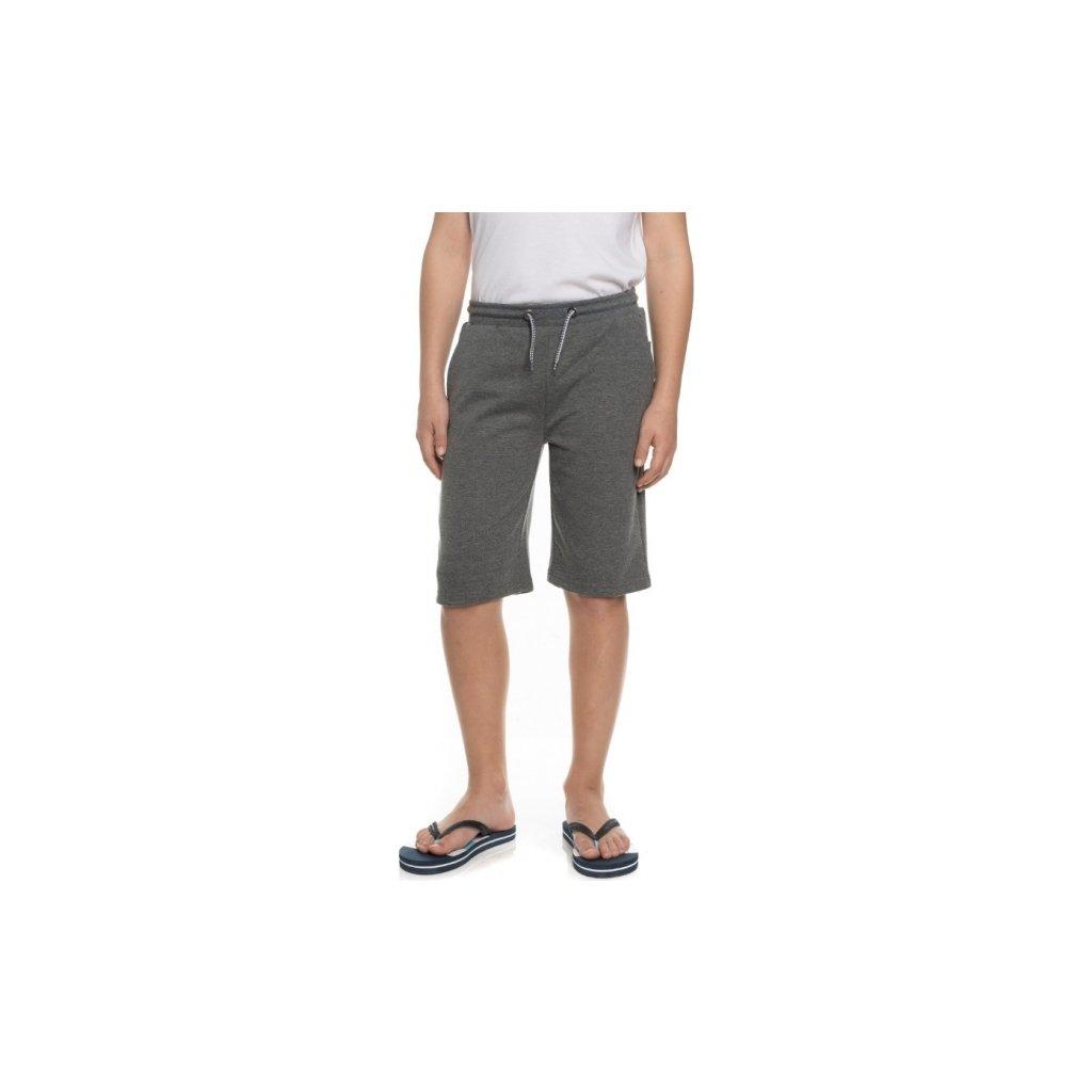 Chlapecké šortky SAM 73 šedá tmavá