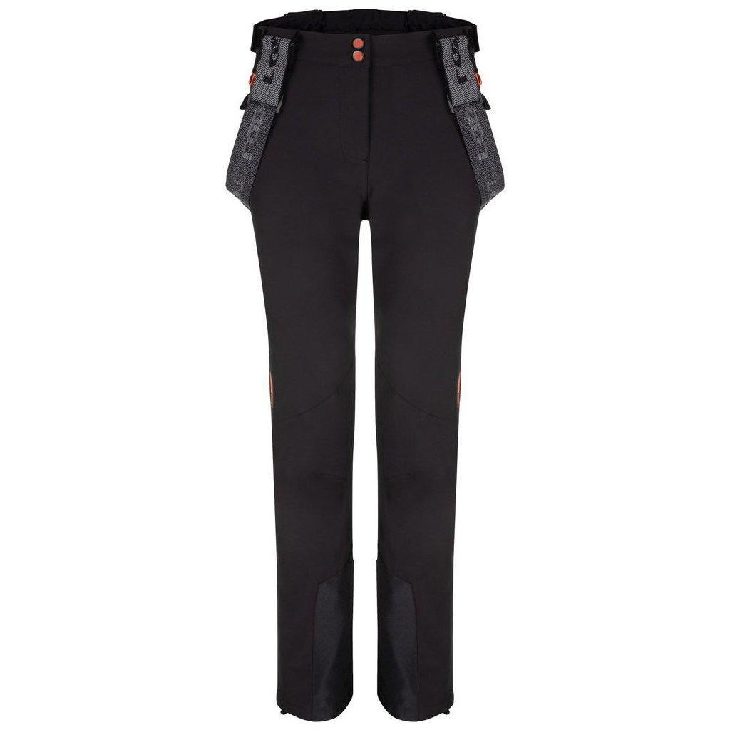 Dámské lyžařské kalhoty LOAP Faddi černá