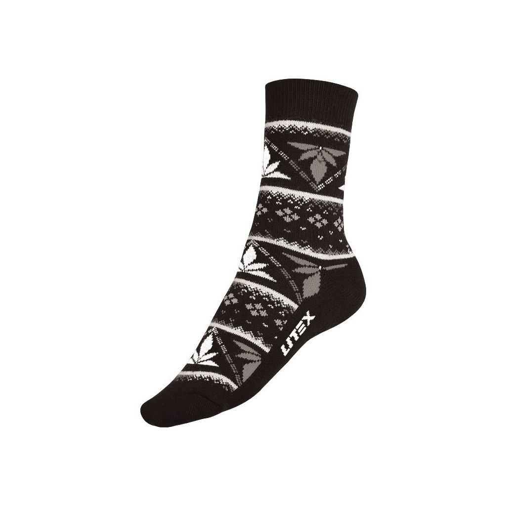 Uni termo ponožky LITEX