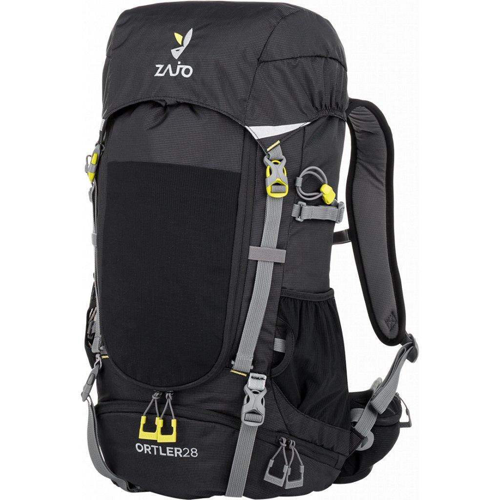 Turistický batoh ZAJO Ortler 28 Backpack černá 2