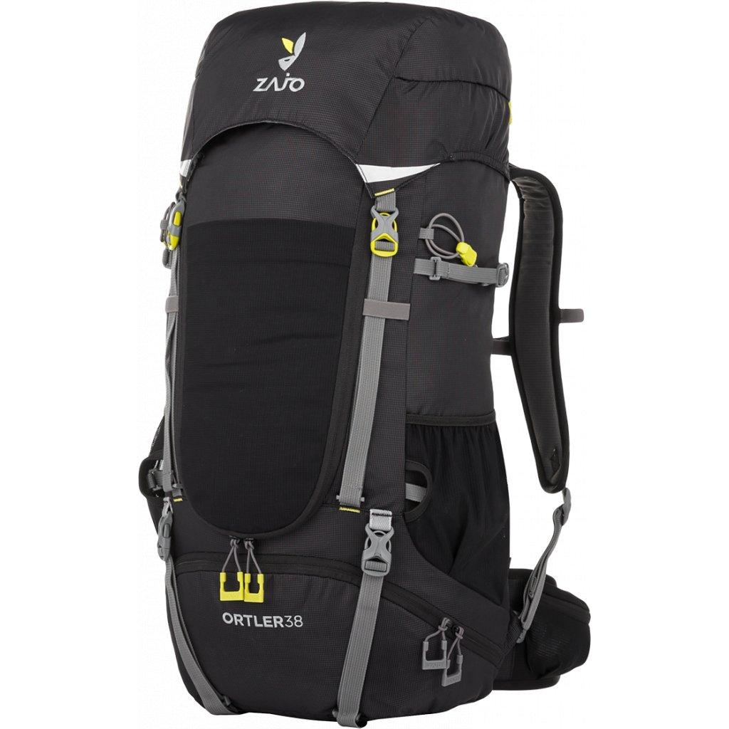 Turistický batoh ZAJO Ortler 38 Backpack černá 2