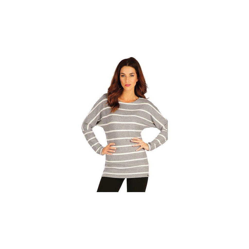 Dámský svetr LITEX s netopýřím rukávem