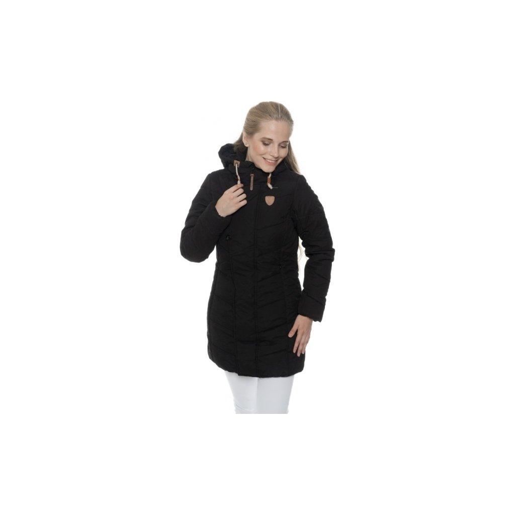 Dámský kabát SAM 73 černá