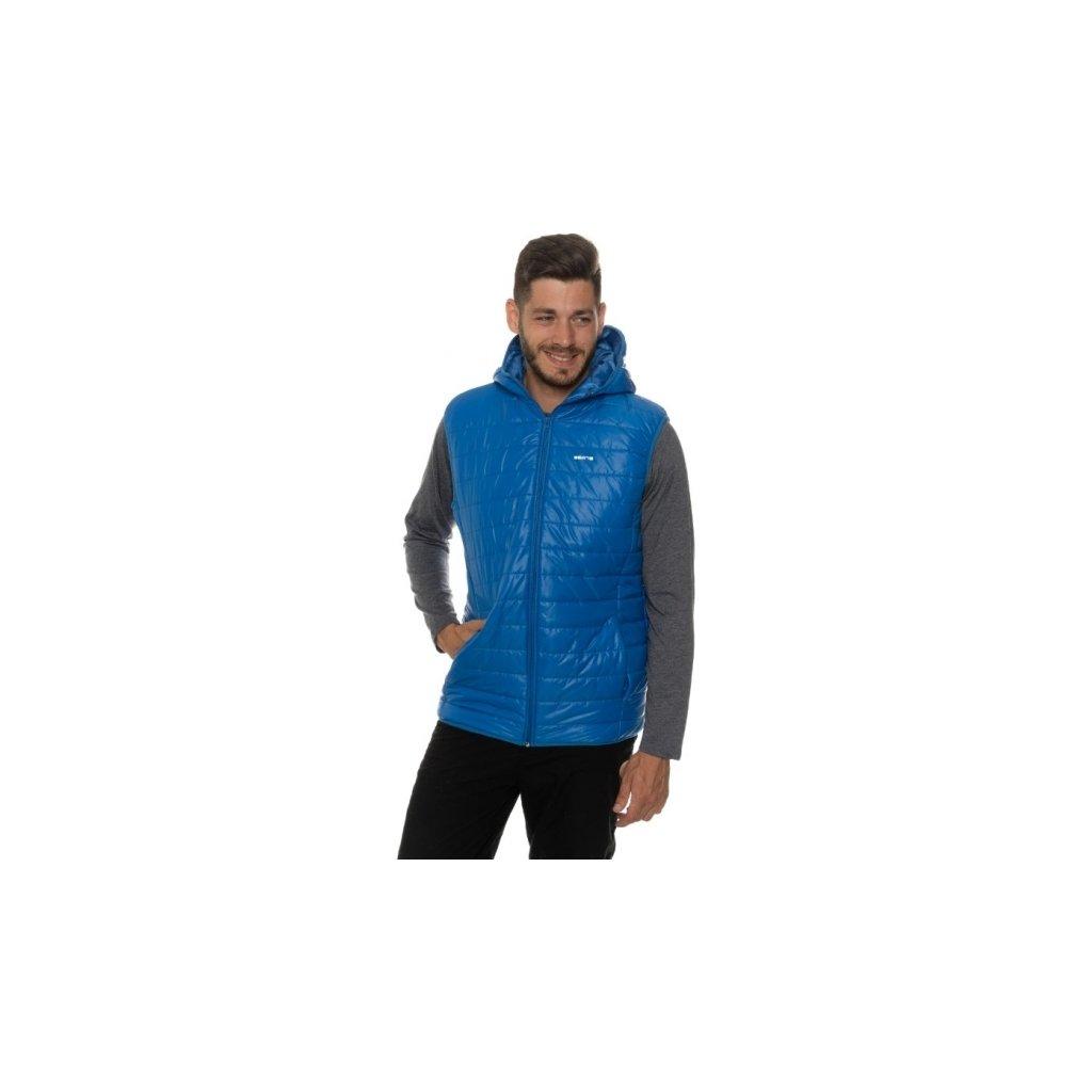 Pánská vesta SAM 73 modrá