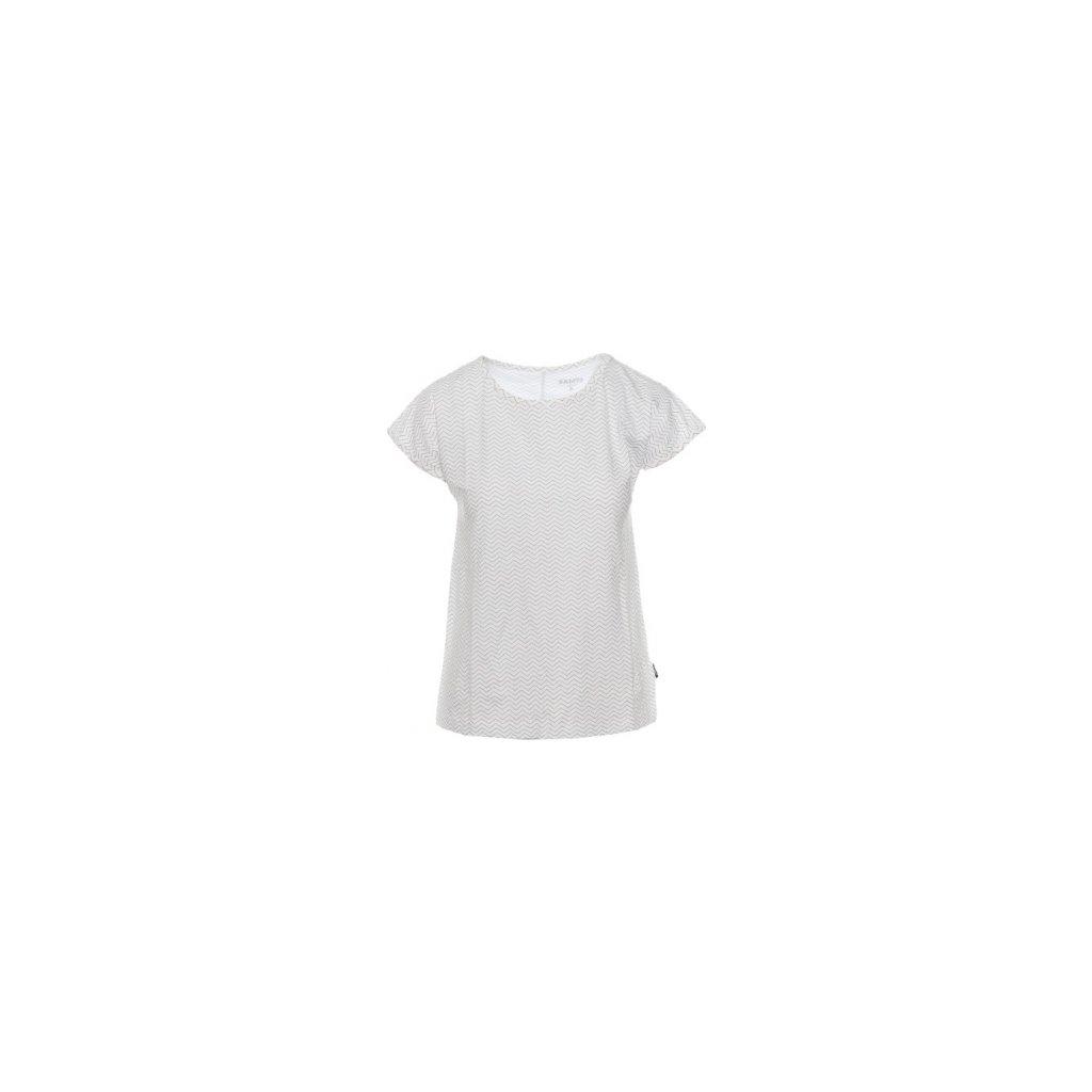 Dámské triko SAM 73 s krátkým rukávem Ltsp537 000sm bílá xs