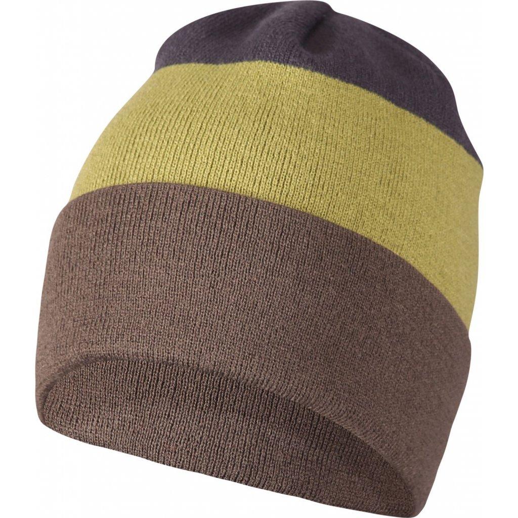 Pánská čepice HUSKY Cap 24 šedá/tm. zelená