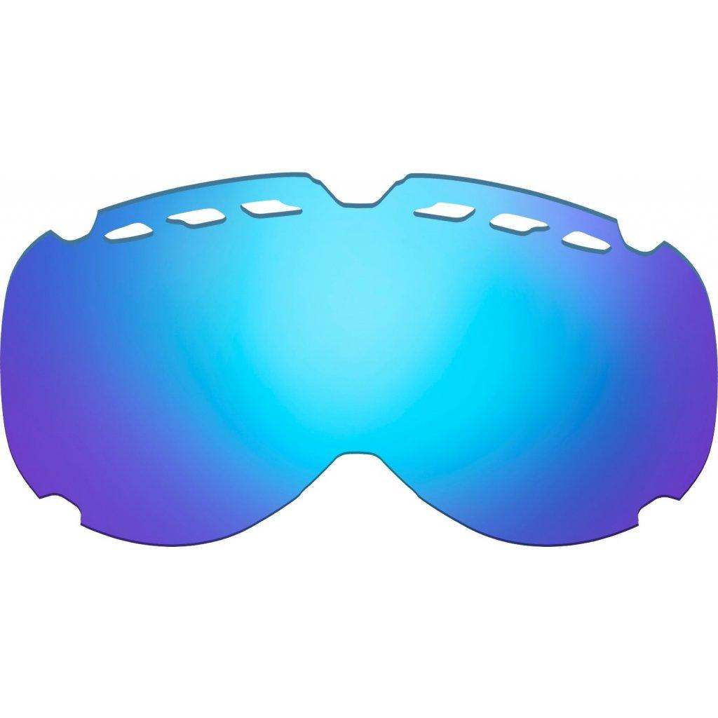 Lyžařské brýle RELAX Dragonfly zelená