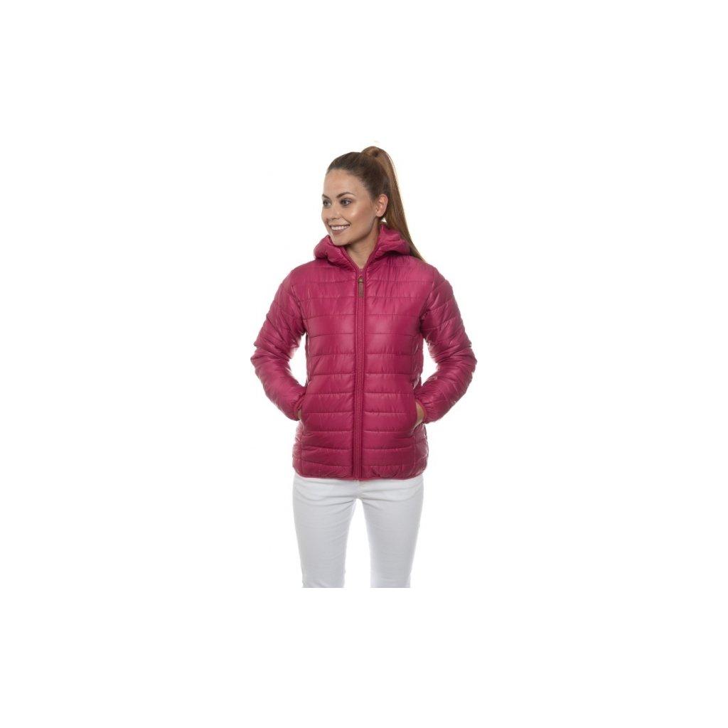 Dámská bunda SAM 73 růžová - fuchsia