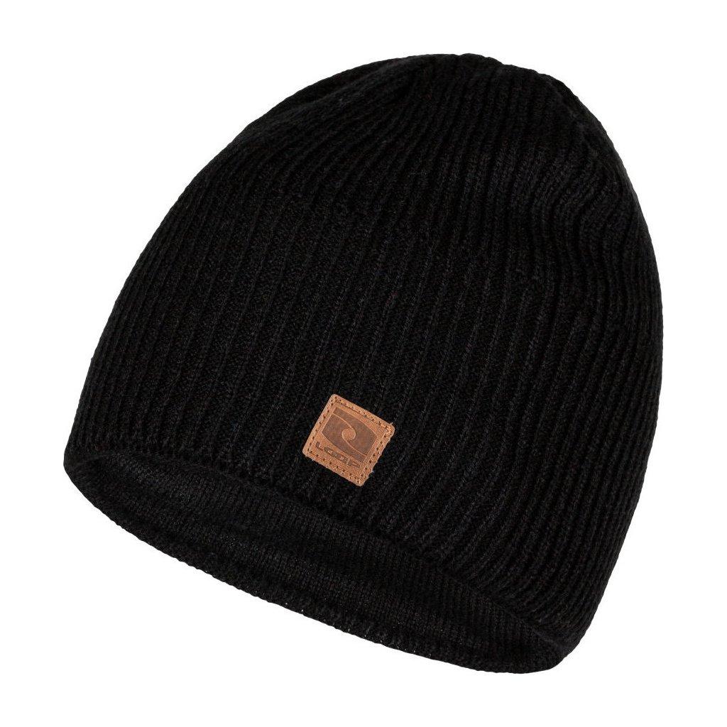 Zimní čepice LOAP Zacco černá