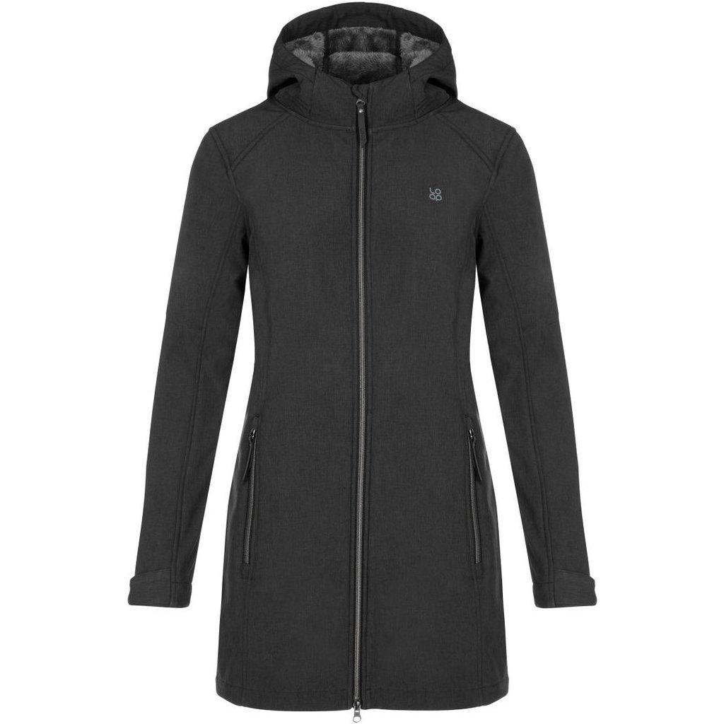 Dámský softshell kabát LOAP Lydie černá
