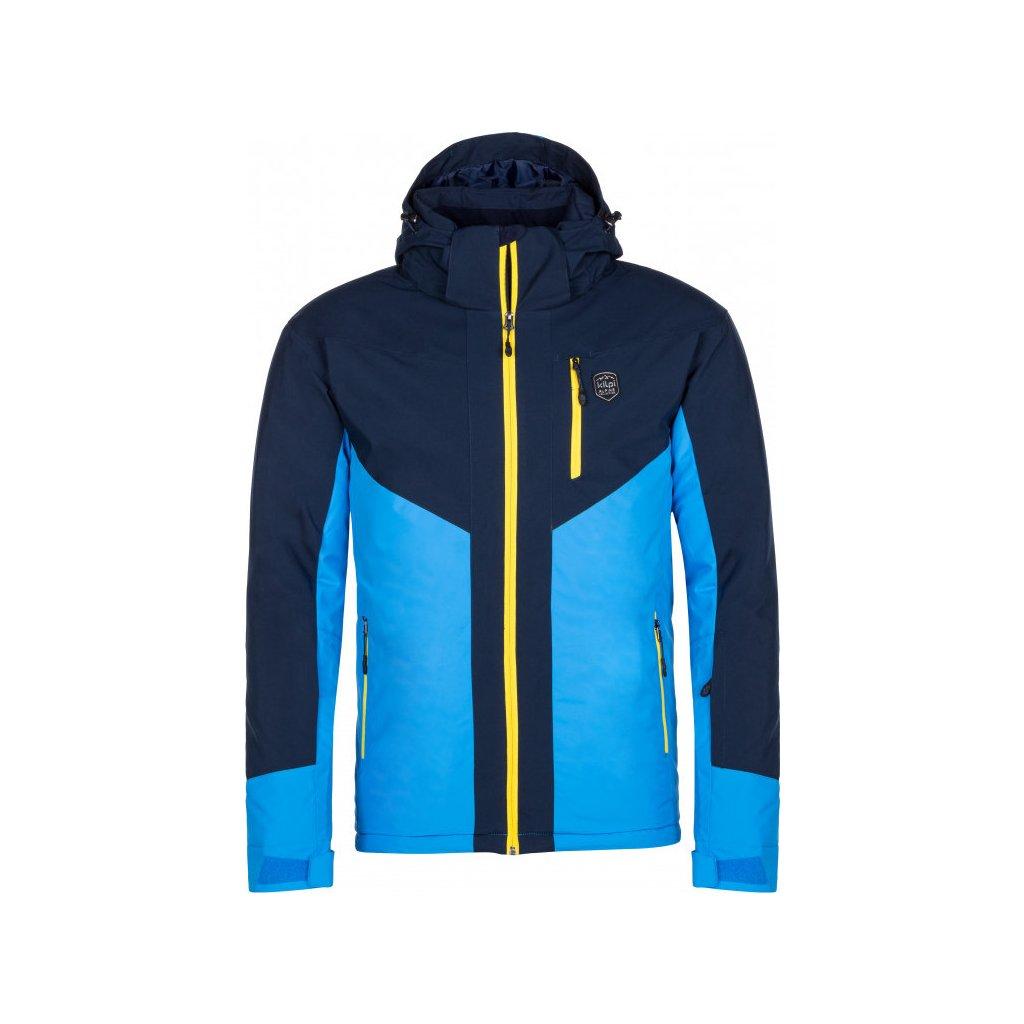 Pánská lyžařská bunda KILPI Tauren-m modrá