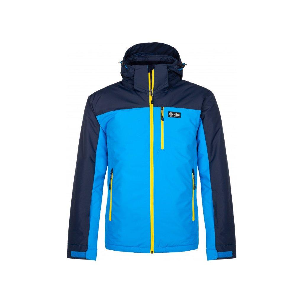 Pánská zimní bunda KILPI Flip-m modrá