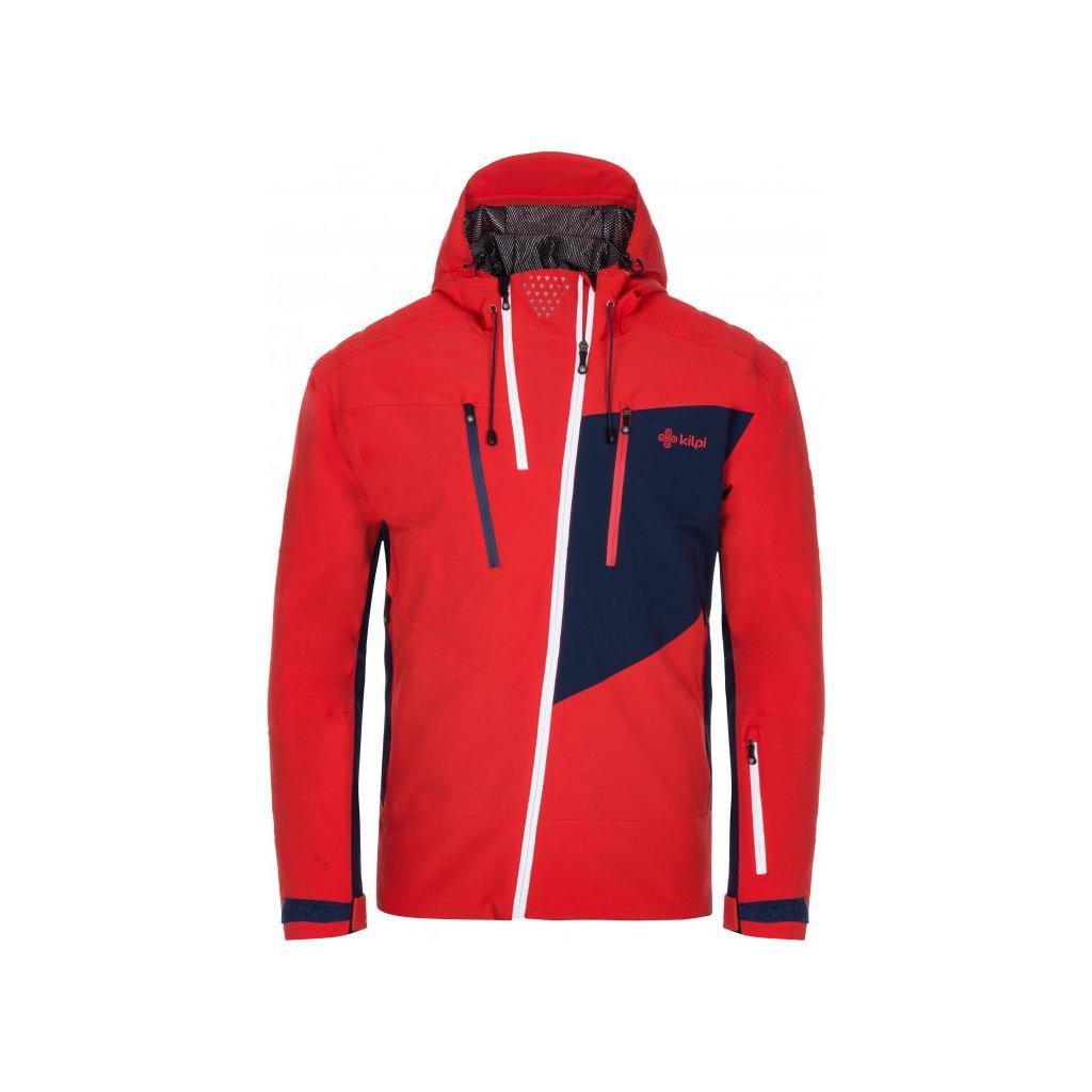 Pánská lyžařská bunda KILPI Thal-m červená