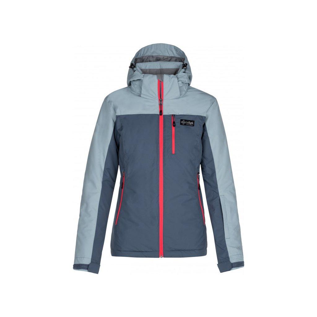 Dámská lyžařská bunda KILPI Flip-w modrá