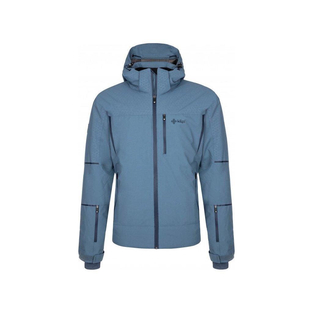 Pánská lyžařská bunda KILPI Tonn-m modrá