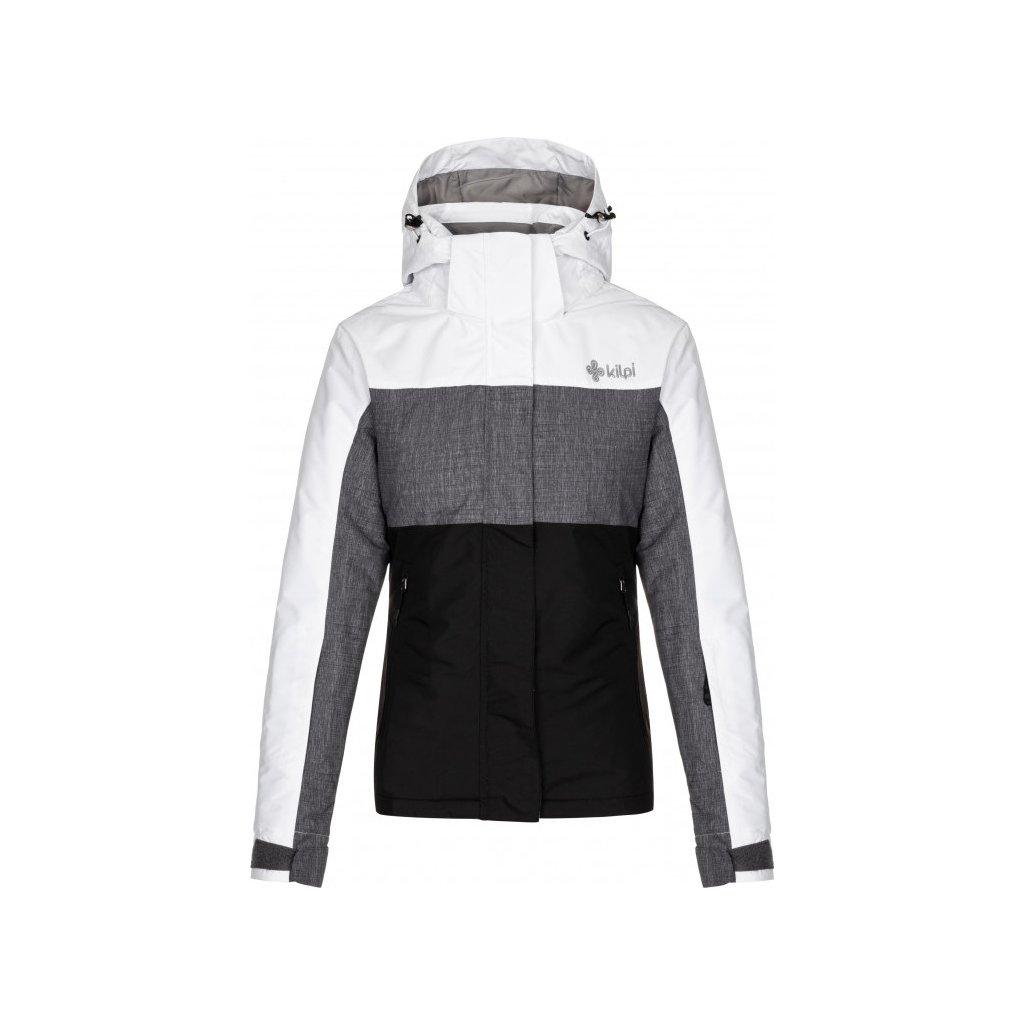 Dámská zimní lyžařská bunda KILPI Mils-w černá