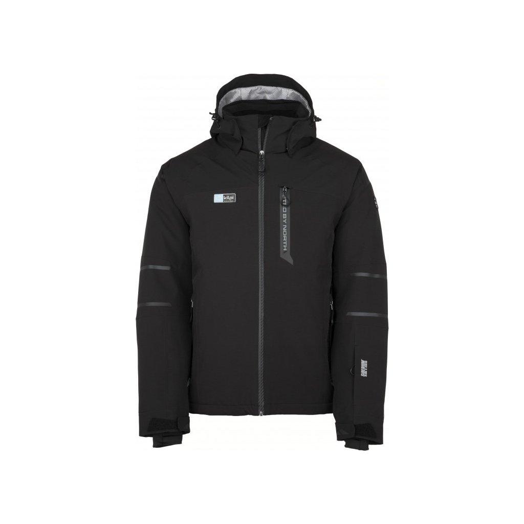 Pánská lyžařská bunda KILPI Carpo-m černá