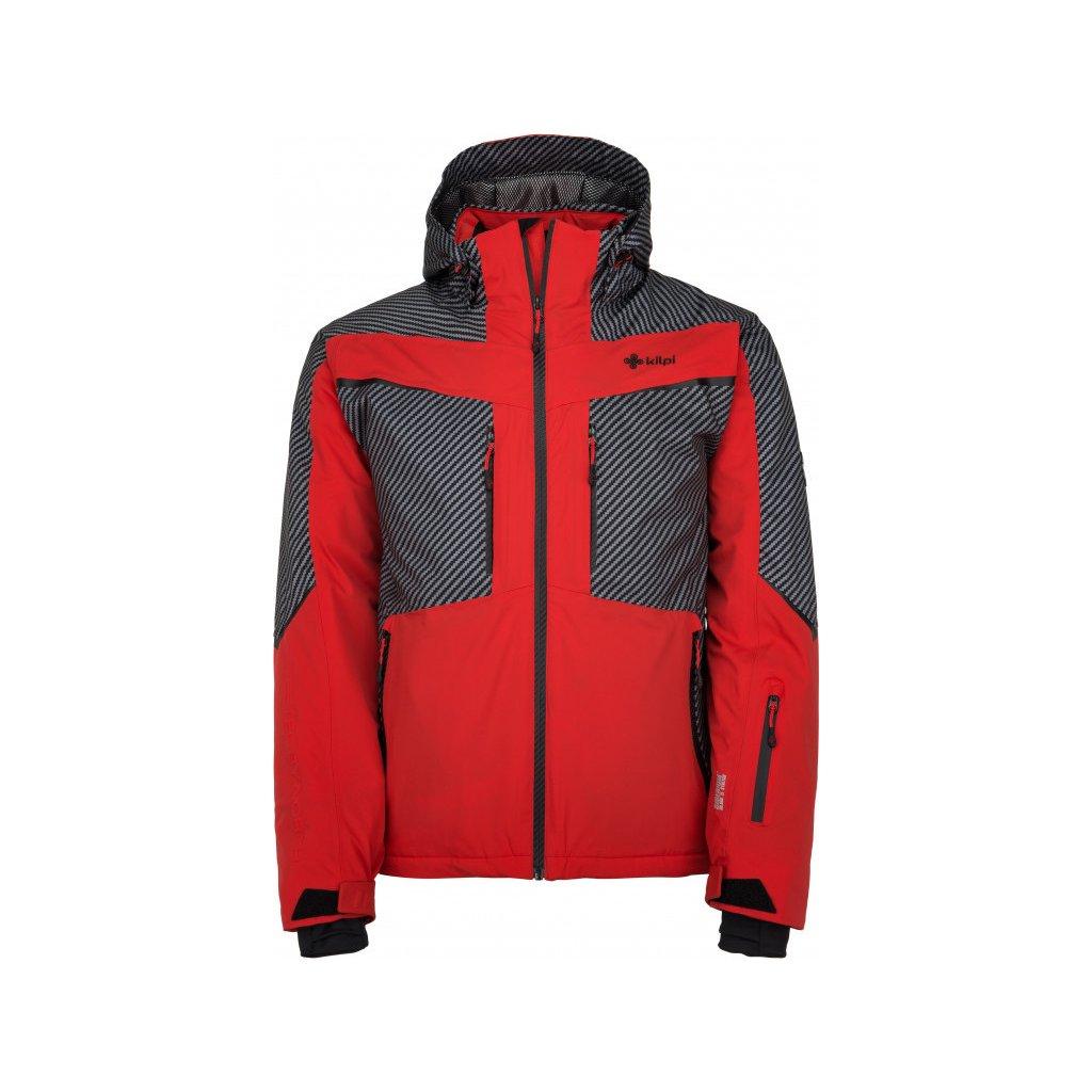 Pánská lyžařská bunda KILPI Io-m červená