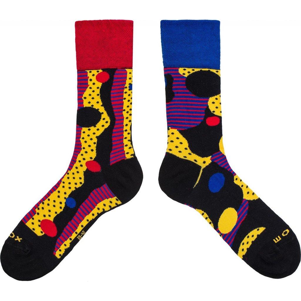 Ponožky WOOX Soccus Gaudium Luteus