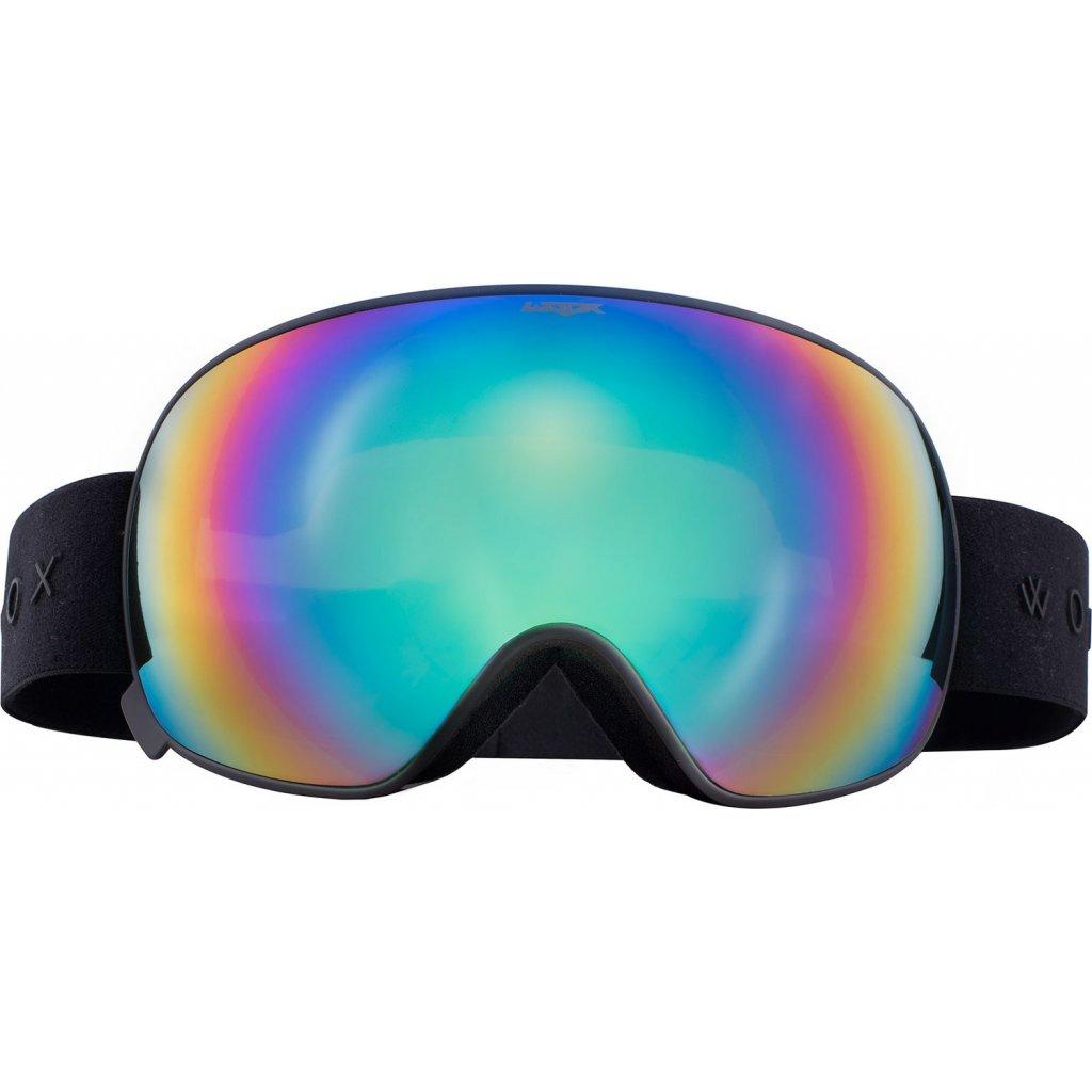 Lyžařské brýle WOOX Opticus Opulentus Dark/Gre