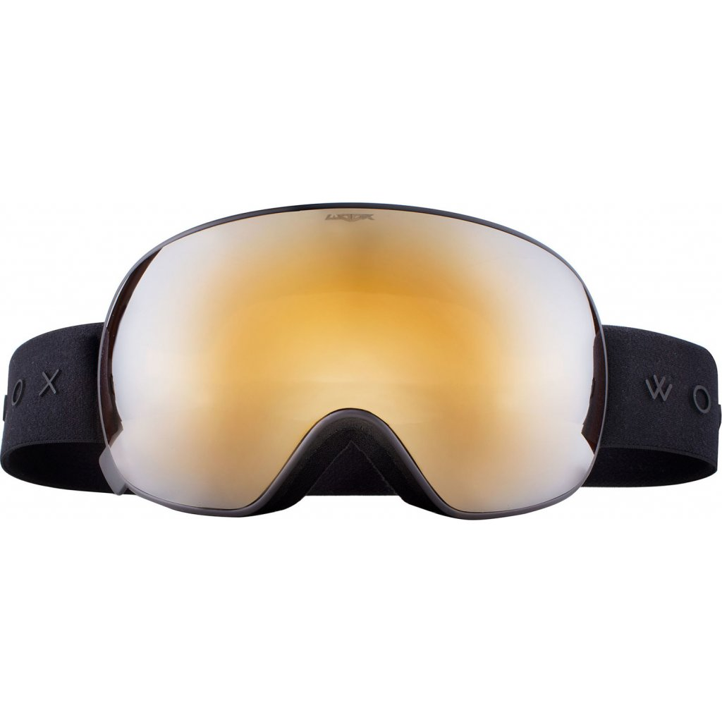 Lyžařské brýle WOOX Opticus Opulentus Dark/Gld