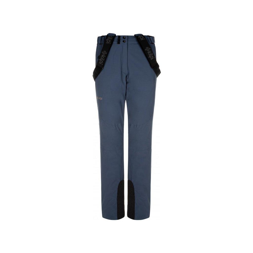 Dámské lyžařské kalhoty KILPI Elare-w modrá