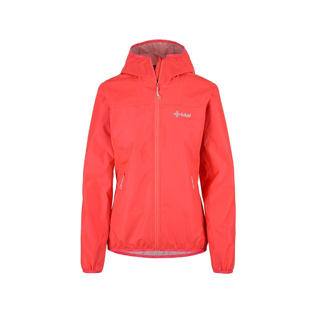 Dámská outdoorová bunda KILPI Hurricane-w růžová