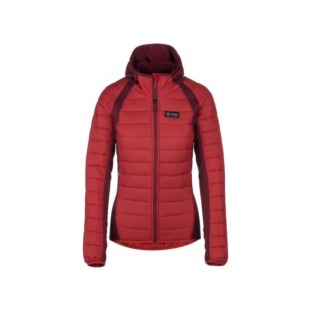 Dámská outdoorová bunda KILPI Adisa-w červená