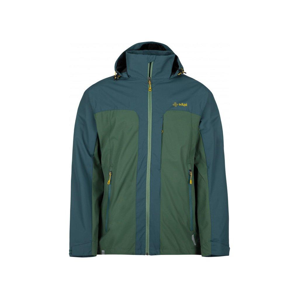 Pánská outdoorová bunda KILPI Ortler-m khaki