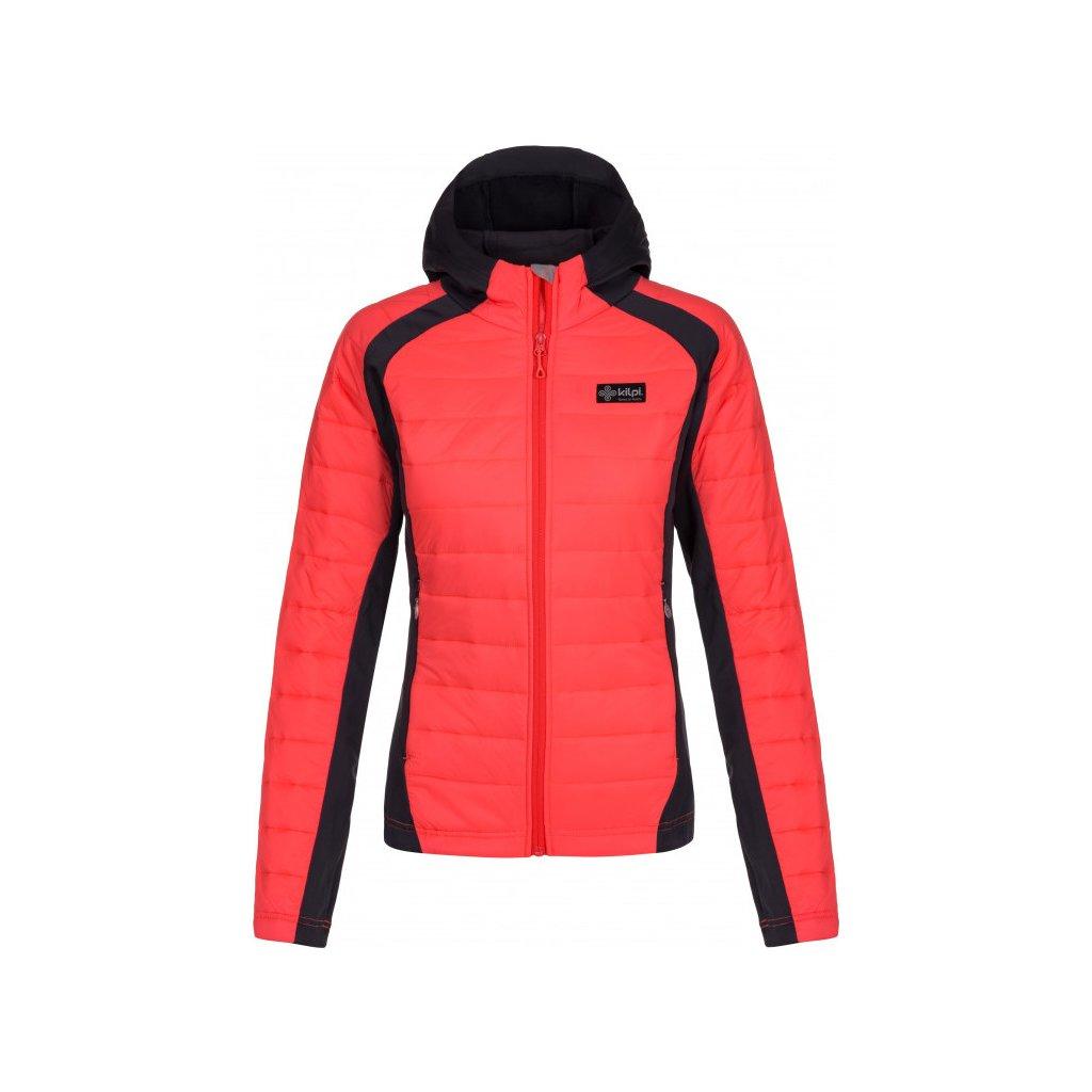 Dámská outdoorová bunda KILPI Adisa-w růžová