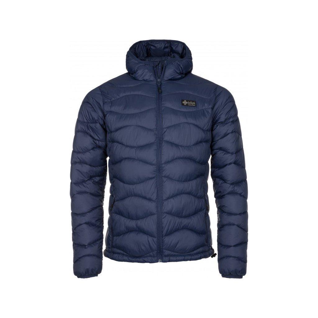 Pánská zimní bunda KILPI Rebeki-m tmavě modrá