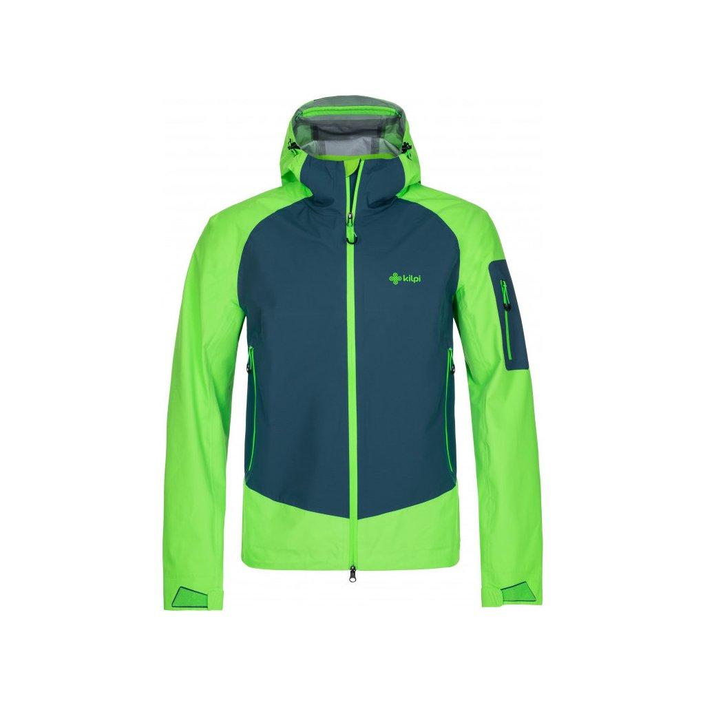 Pánská outdoorová bunda KILPI Lexay-m zelená