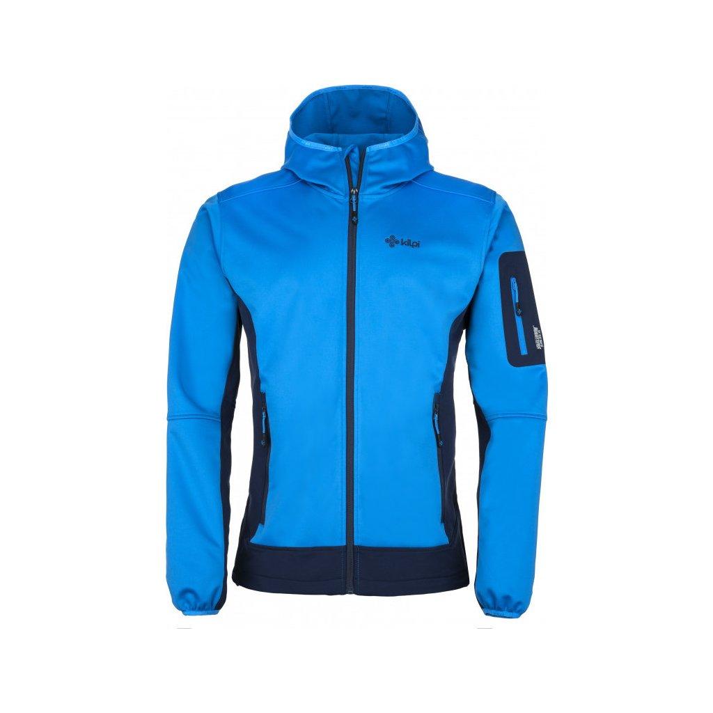 Pánská softshellová bunda KILPI Fordino-m modrá