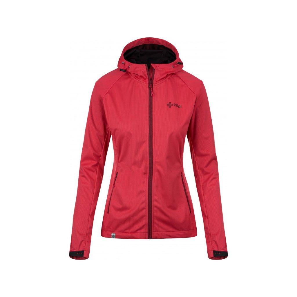 Dámská softshellová bunda KILPI Enys-w růžová