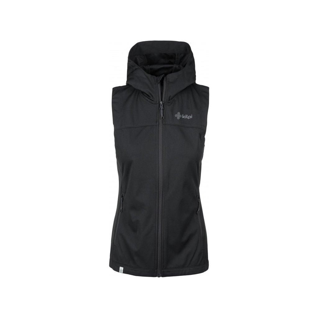 Dámská outdoorová vesta KILPI Pamir-w černá