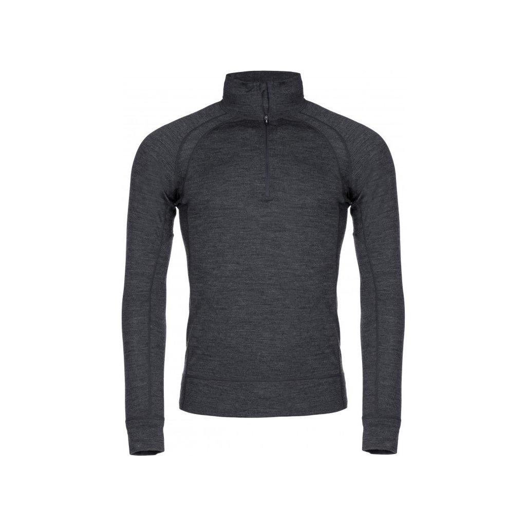 Pánské funkční tričko KILPI Jager-m tmavě šedá
