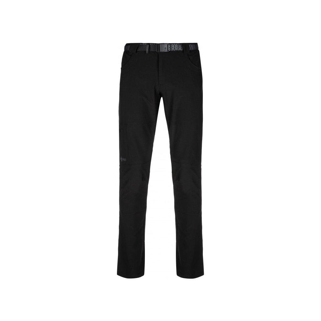 Pánské outdoorové kalhoty KILPI James-m černá